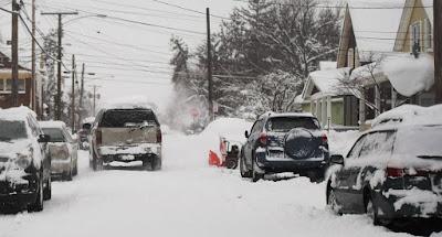 Resultado de imagen para ola de frío que bate récords históricos y asola a Estados Unidos