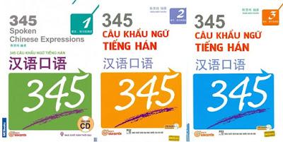 345 câu khẩu ngữ tiếng Hán