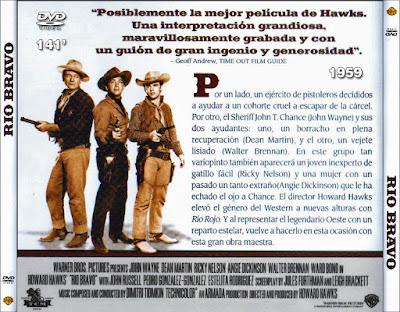 Rio Bravo (John Wayne) - [1959]
