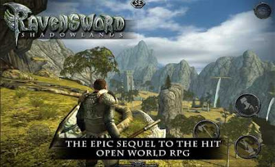 Ravensword: Shadowlands Apk + Data for Android