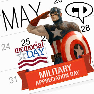 Comicpalooza 2015 Memorial Day