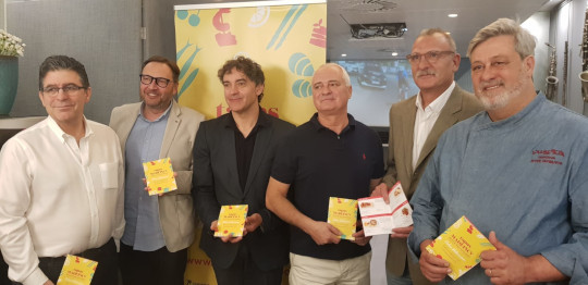Turisme colabora en la campaña 'Tapas Made in CV' que premia el talento y la creatividad gastronómica de los cocineros de la Comunitat