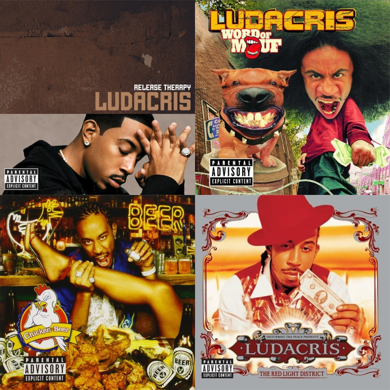 Ludacris and shawnna battle of the sexes