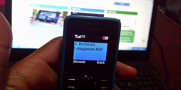 Cara Mudah Hapus NSP Telkomsel dari Hp Jadul, Auto Non Aktif!!