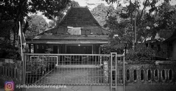 Rumah joglo peninggalan sejarah desa kecepit