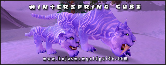 World of Warcraft Gold Guide - How To Make Gold in WOW ...  Winterspring