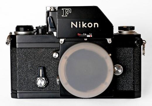 Nikon F: Nikon F, F2, and F3 SLR Cameras