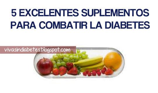 Suplementos para Diabéticos