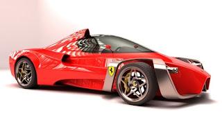 Autos Ferrari Zobin prototipo