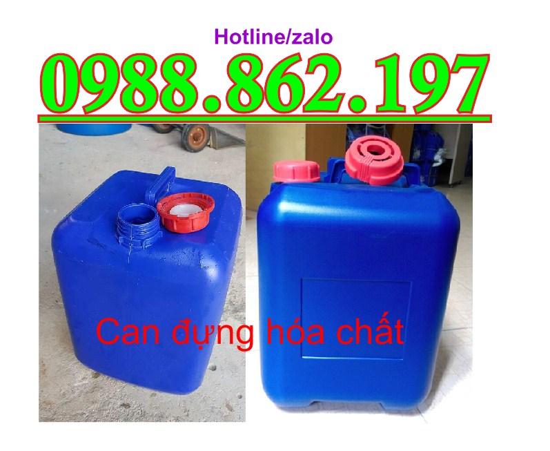 www.123nhanh.com: Can nhựa dùng đựng hóa chất dầu nhớt, xăng, phụ gia