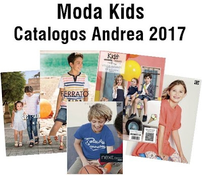 catalogo andrea kids 2017