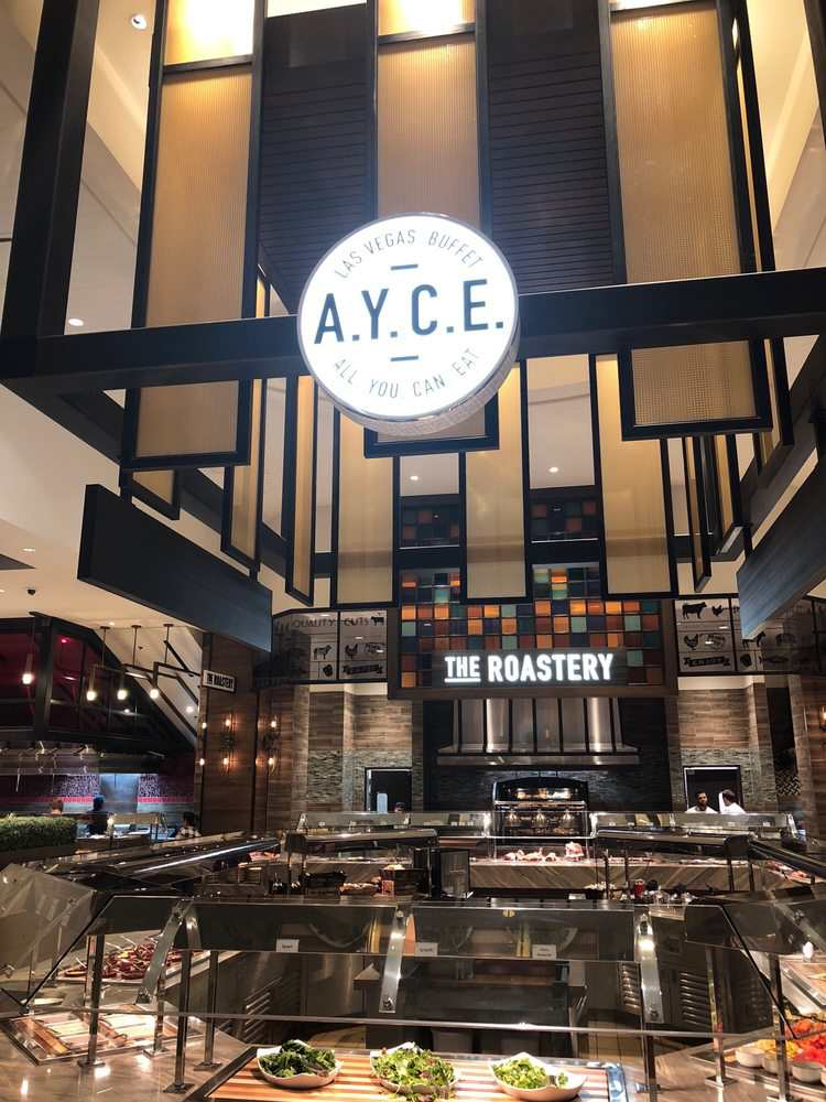 Groovy Top 5 Places In Las Vegas Thanksgiving Buffet 2018 Download Free Architecture Designs Scobabritishbridgeorg