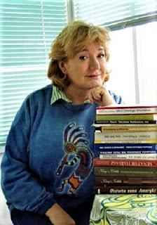 Aleksandra Ziółkowska-Boehm - Fot. www.zppno.org