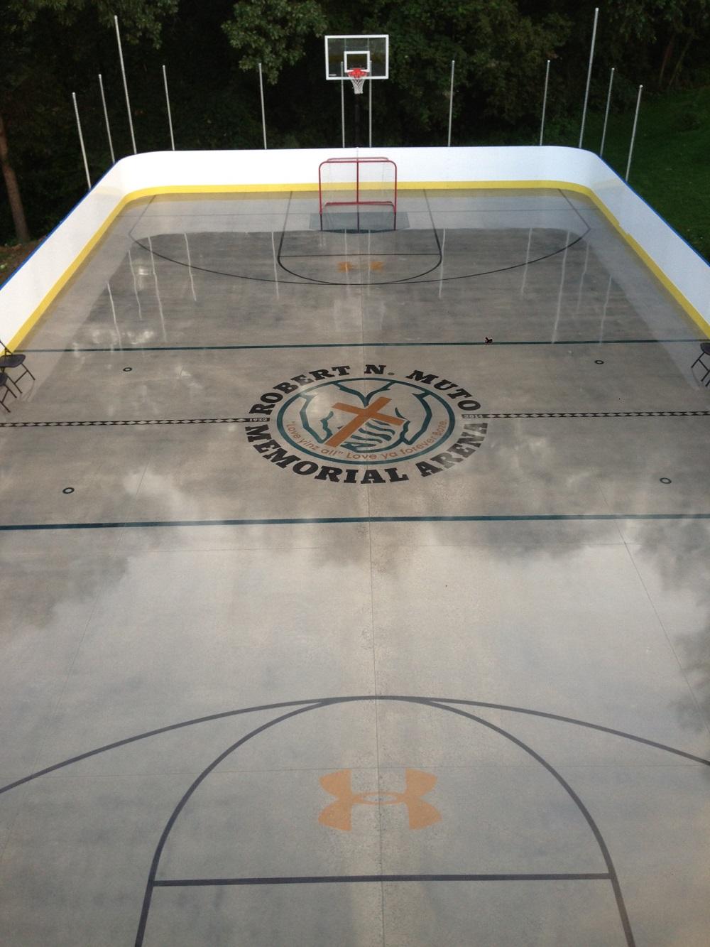 100 ice rink in backyard backyard ice rink maintenance by