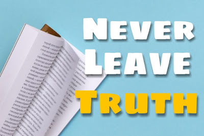 Never Leave Truth ( Short Stories)