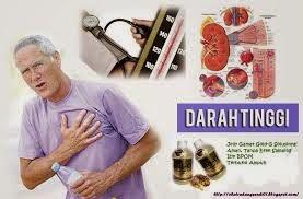 darah tinggi - hipertensi