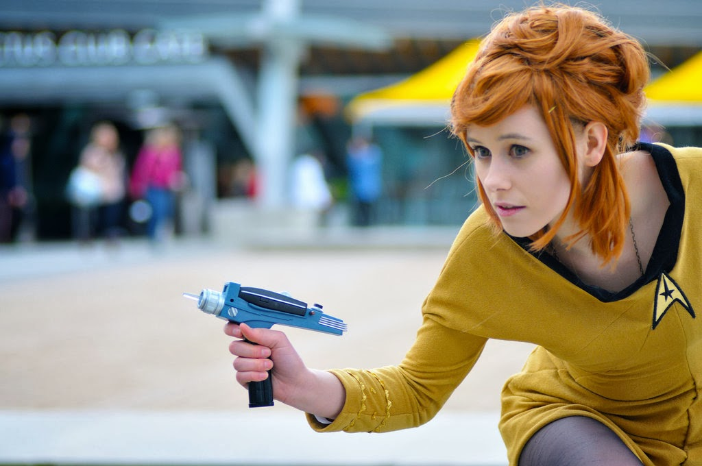 Cosplay de 'Star Trek'