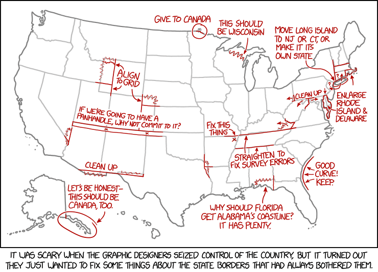 Xkcd isnt funny 2017 xkcd could be improved somewhat 1902 state borders ccuart Choice Image