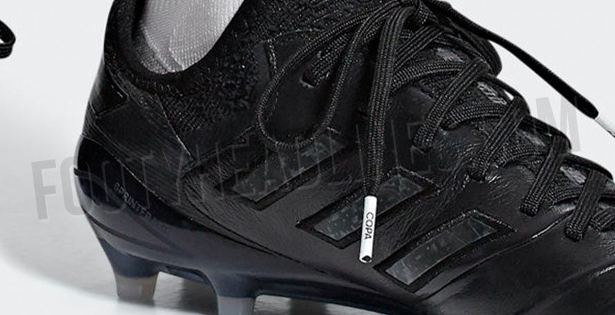 new product eb16f 94f99 The Adidas Shadow Mode pack includes a very clean and understated update  for the Copa 18.1. These boots are set to be launched in late June  early  July ...