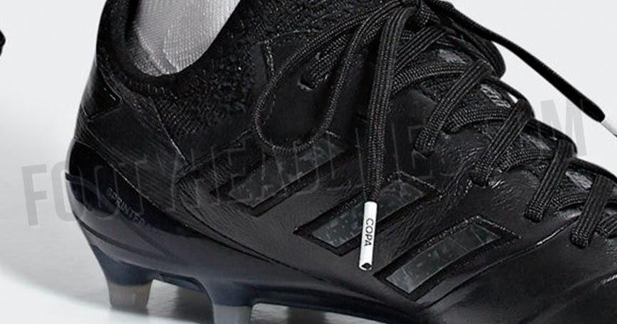 Shadow Mode Adidas Copa 18 Boots Leaked Footy Headlines