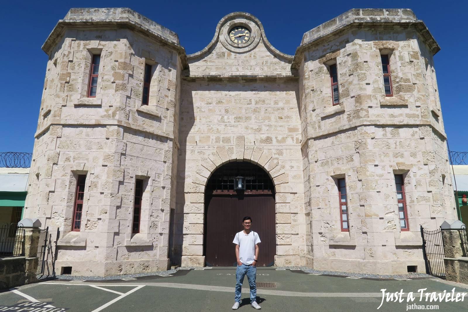 伯斯-推薦-景點-費里曼圖-Fremantle-費利曼圖監獄-Fremantle-Prison-自由行-交通-必去-必玩-美食-旅遊-行程-一日遊-遊記