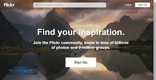 موقع Flickr