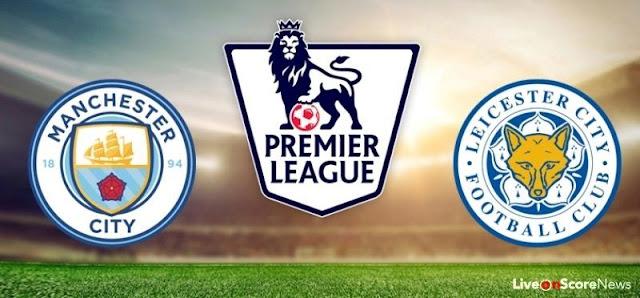 بث مباشر مباراة مانشستر سيتي و ليستر سيتي