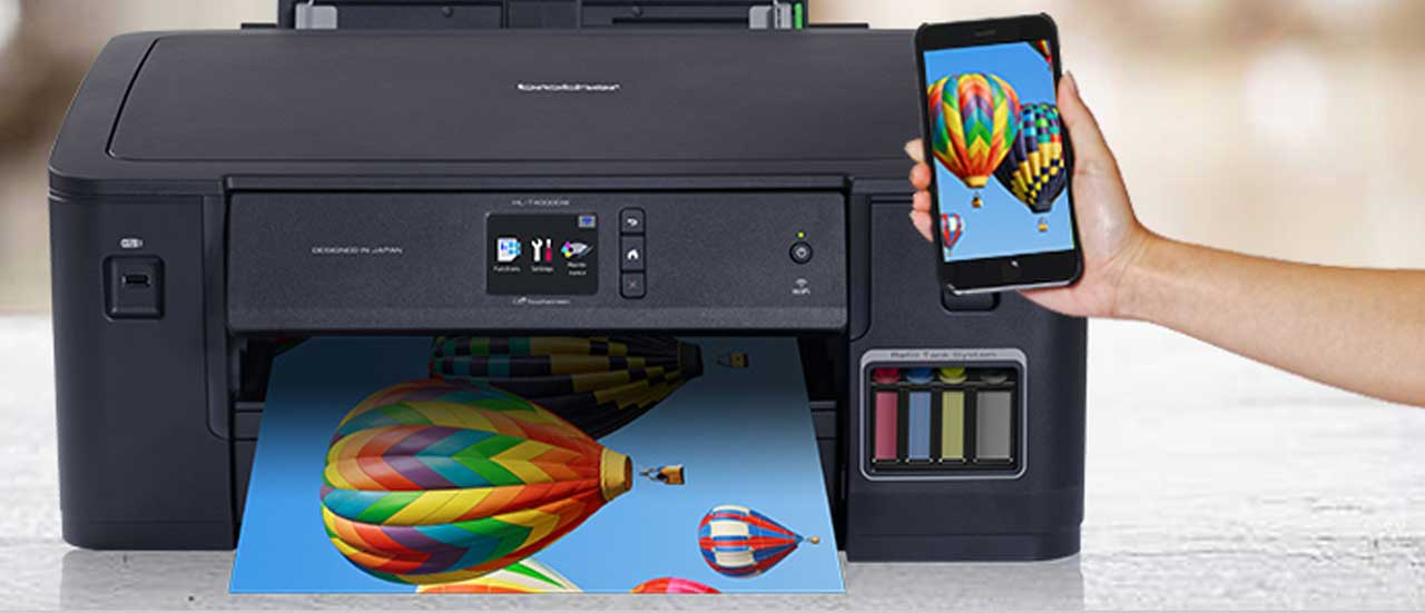 printer A3 Brother