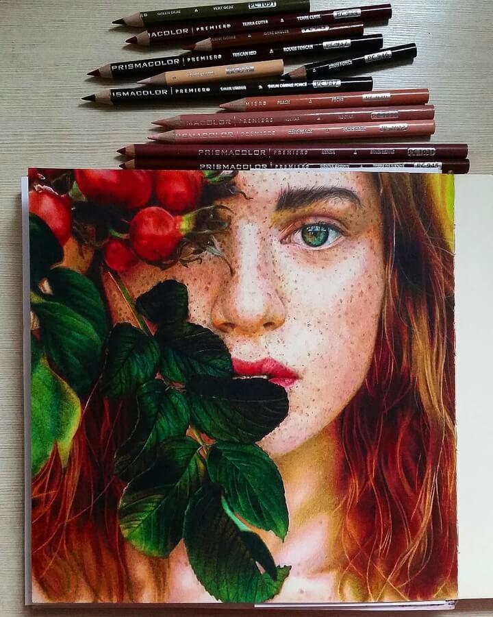 04-Unexplored-garden-Portrait-Drawings-www-designstack-co