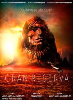 Gran reserva (Coro). COAC 2019