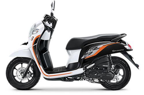 Spesifikasi Honda Scoopy