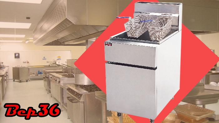 Những ưu điểm vượt trội mà bếp chiên nhúng công nghiệp bằng gas điện mang lại