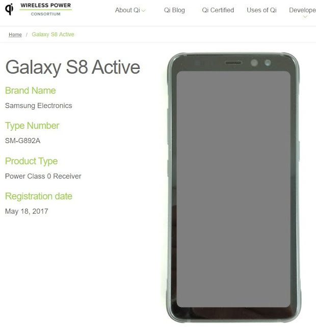 Samsung Galaxy S8 Active will not feature dual curved display