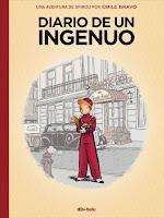 Diario de un ingenuo Una aventura de Spirou por...  Émile Bravo