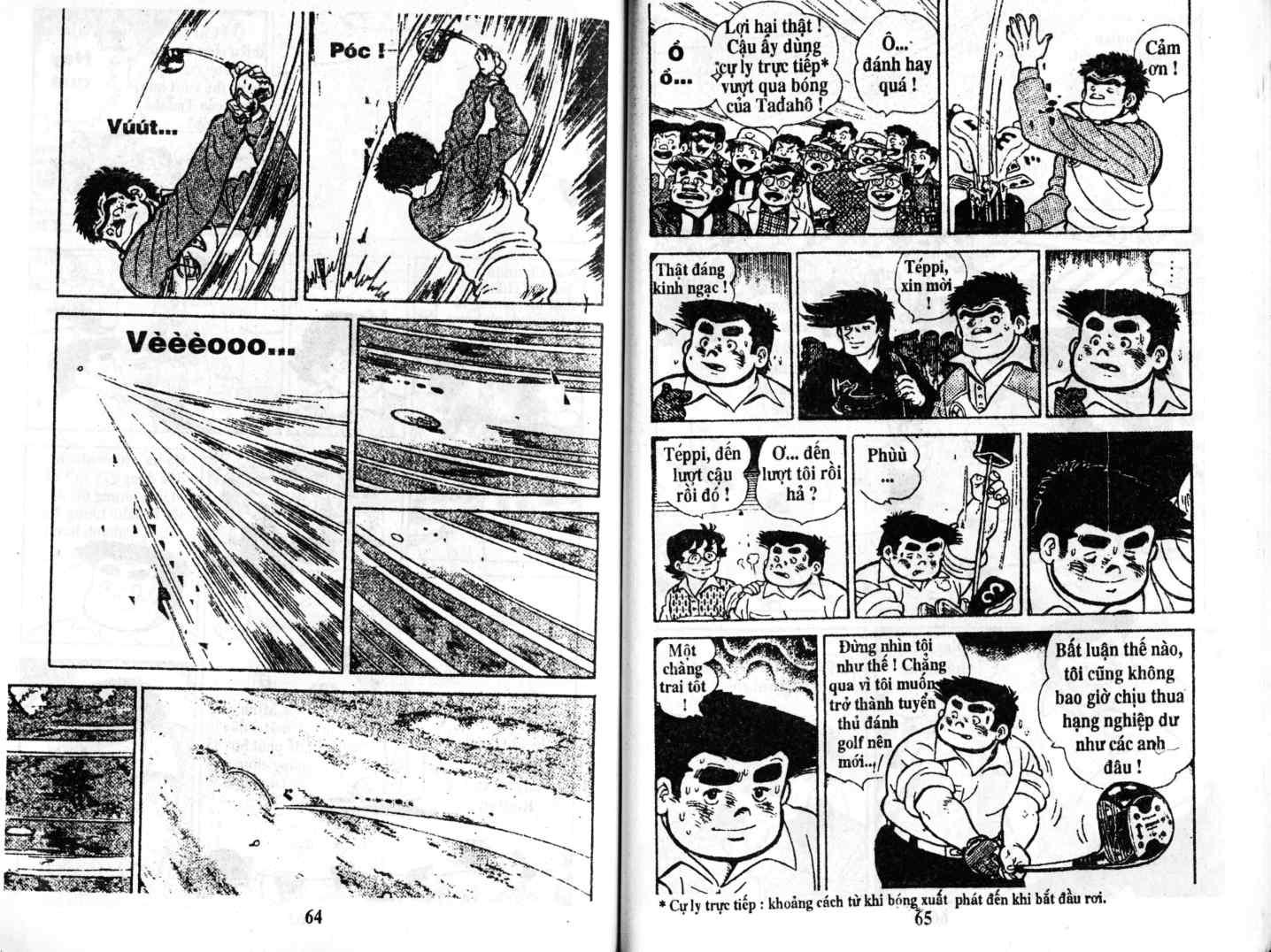 Ashita Tenki ni Naare chapter 3 trang 31