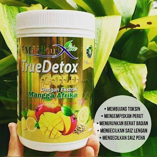MAVELLOUS TRUE DETOX GOLD