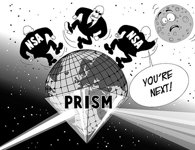 PRISM like Surveillance system in France to intercept billions of communications