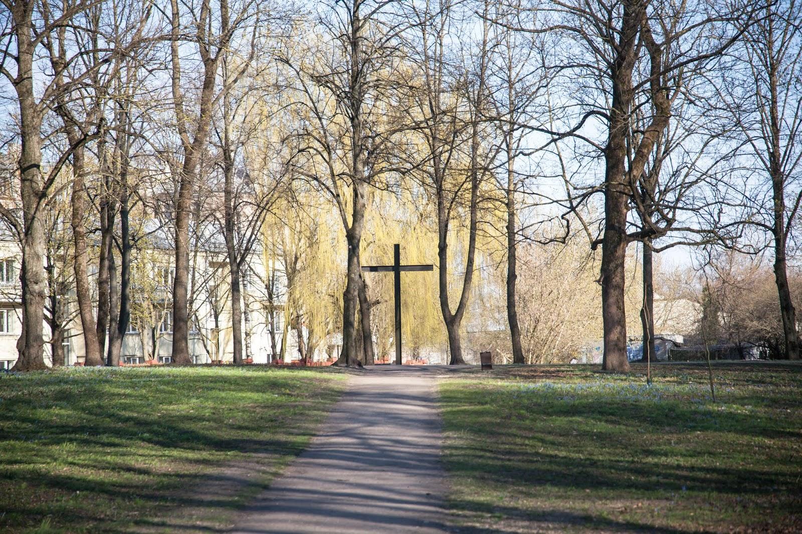 Great cemetery Riga Riika hautausmaa