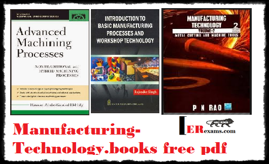 1 manufacturing technology pn pdf volume rao