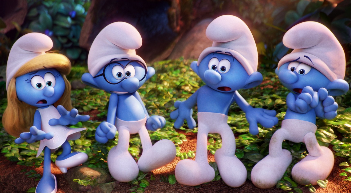 Smurfs the lost village 2017 full movie wollow movie - Hefty smurf the lost village ...