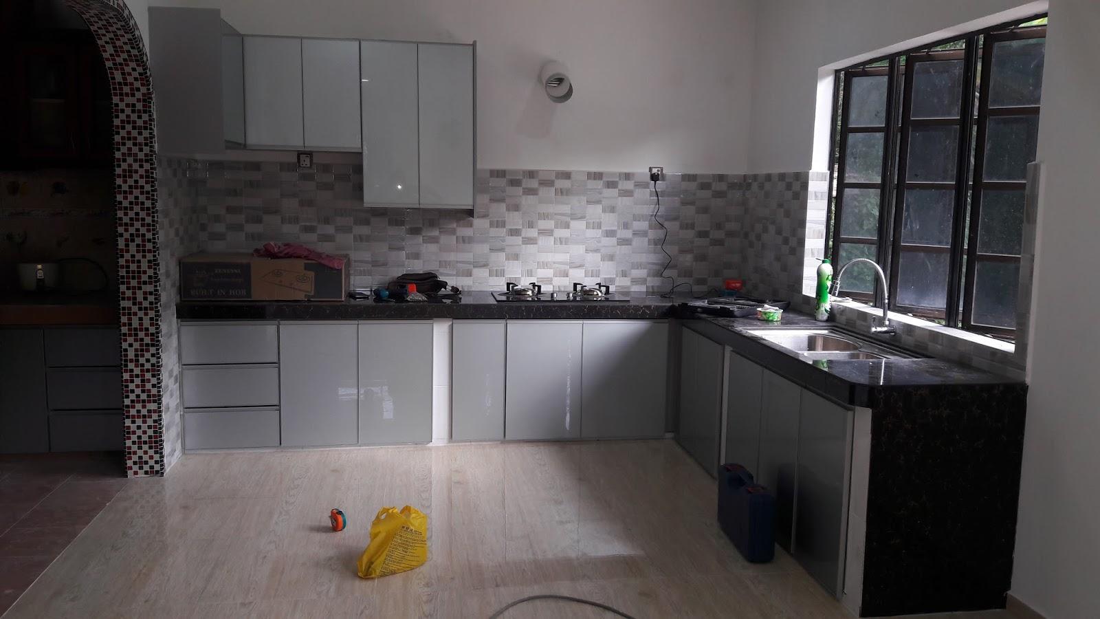 Sememangnya Dapur Rumah En Sulaiman Ni Memang Besar Ye La Lot Banglo Puas Hati Buat Keje Kt Sini