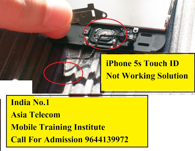 iphone 5s touch id not working iphone 5s touch id finger scanner not working problem 19330