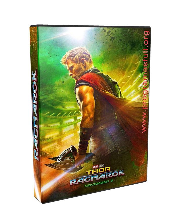 thor ragnarok poster box cover