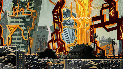 Giga Wrecker Alt Game Screenshot 5
