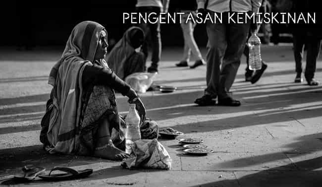 upaya pengentasan kemiskinan