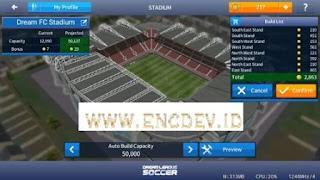 Download Game Dream League Soccer 2018 Mod APK