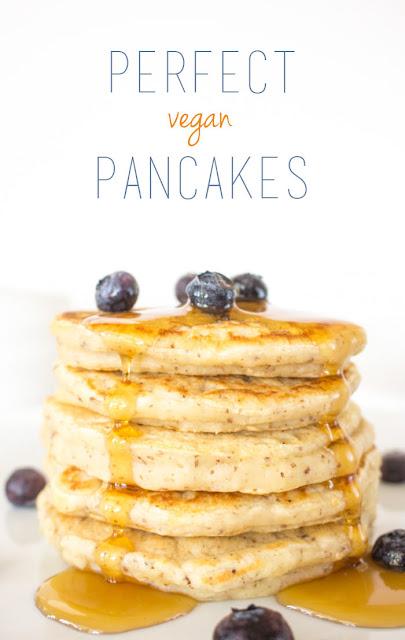 Very The Perfect Vegan Pancakes