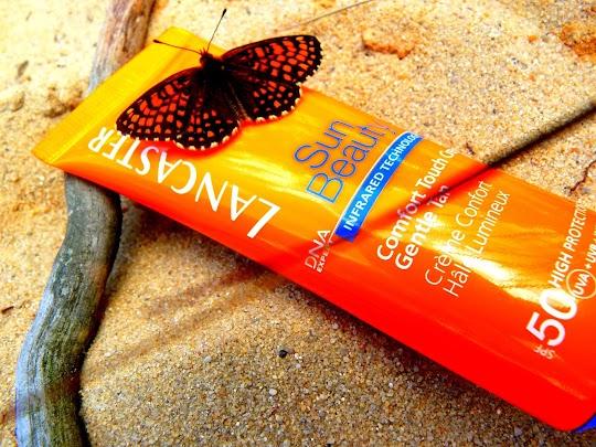 Lancaster Sun Beauty Comfort Touch Cream  SPF50