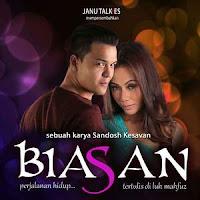 Lirik Lagu Mas Khan Tidak Ku Sangka (OST Biasan)