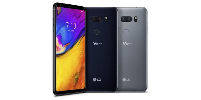 Get LG V35 ThinQ for $600 on B&H
